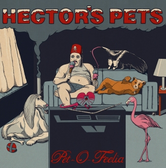 Album Cover for Hectors Pets - Pet-O-Feelia 2014