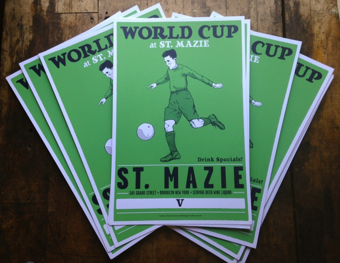 worldcup screenprints