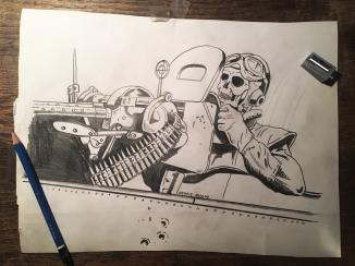 gunner-illust