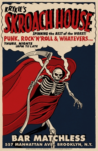 Matchless_WalkingReaper Poster_04