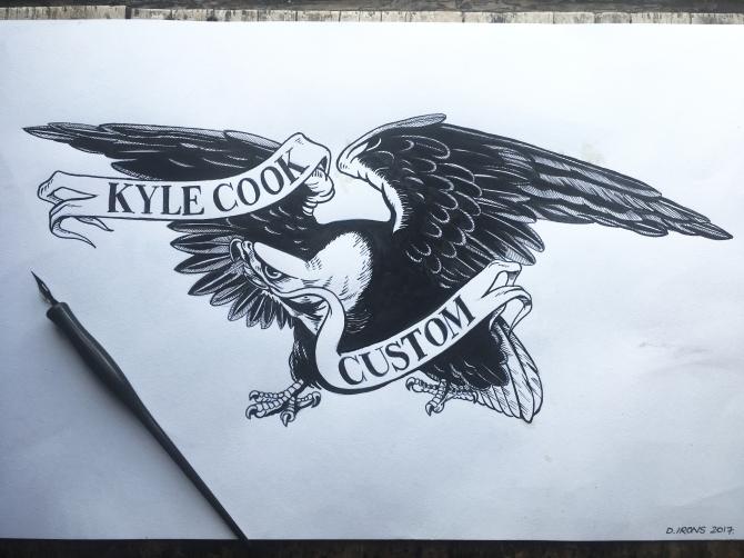 EagleIllust finished
